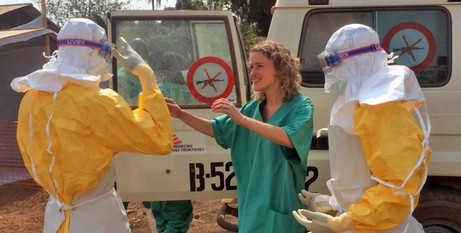 Ebola being contained