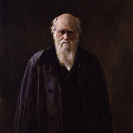 Charles Darwin by John Collier