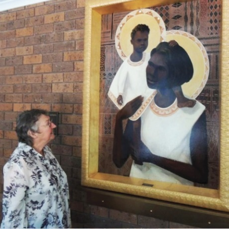Our Lady of the Aborigines