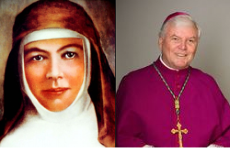 Mary MacKillop and Greg O