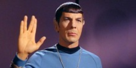 Mr Spock of Star Trek