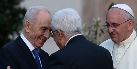 Peres, Abbas, Pope