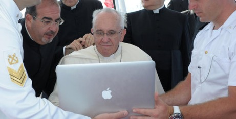 Cyber Pope