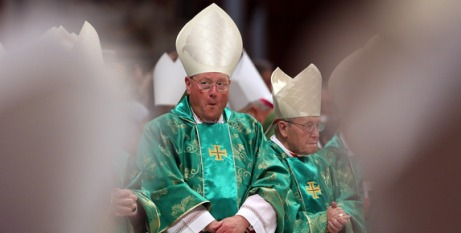 The bishops gather