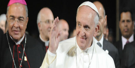 Pope Francis Wiki Commons
