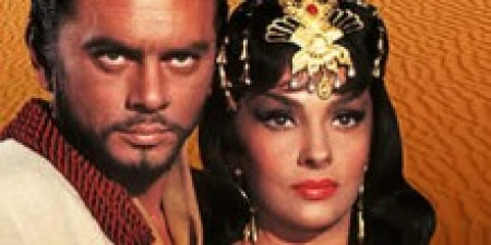 Queen of Sheba film