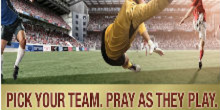Pray as they play