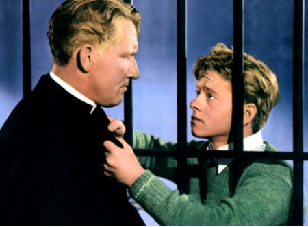 Rooney (R) & Tracey in Boys Town