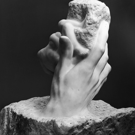 The Hand of God, by Rodin