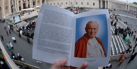 Papal canonisations