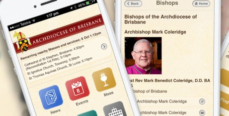 Archdiocese online