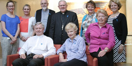Brisbane Archdiocese supports Blue Knot Day