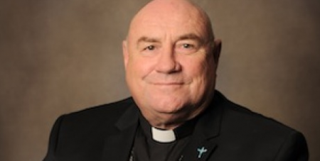 Bishop Saunders of Broome