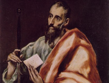 St Paul by El Greco