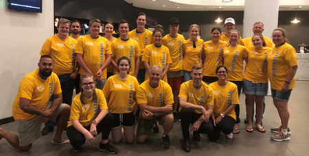 Pilgrims from Townsville and Toowoomba prepare to depart for World Youth Day in Panama (ACBC)