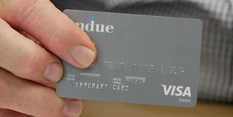 The national trial of the cashless welfare cards is in its fourth year (ABC Wide Bay/Nicole Hegarty)
