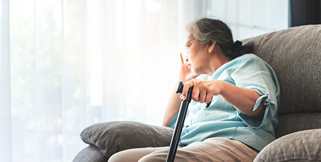 Aged Care Minister Richard Colbeck said the Government would conduct a feasibility study of a serious incident response scheme in home and community care settings (Bigstock)