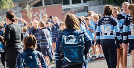 The one-month deal would see Victoria's Catholic schools receive close to 50 per cent of their 2019 funding in January (CECV)