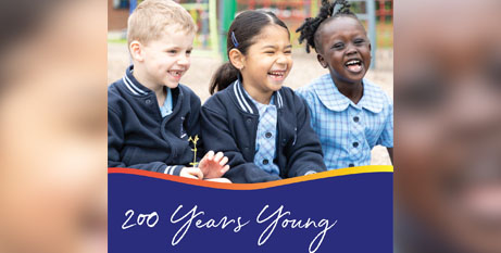 The pastoral letter discusses the distinctive role Catholic schools play in educating and forming young people of faith and service (ACBC)