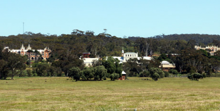 The monastic town of New Norcia in WA (Benedictine Community of New Norcia)