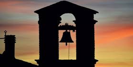 Church bells will toll today as part of the global day of action (ARRCC)
