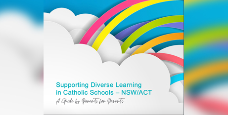 The online resource is available on the Council of Catholic School Parents NSW/ACT (CCSP NSW/ACT)