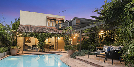 The Mosman property (Ray White Lower North Shore)