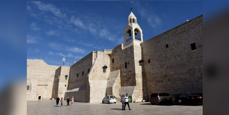 The Church of the Nativity in Bethlehem (CNS/Debbie Hill)