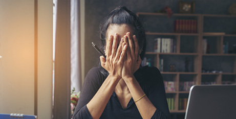 Principals reported more burnout, stress, sleeping troubles and depressive symptoms in 2020 than in 2019 (Bigstock)