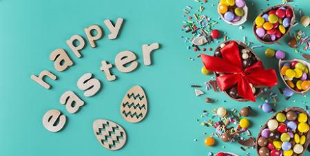 Enjoy a chocolate egg or two this Easter (Bigstock)