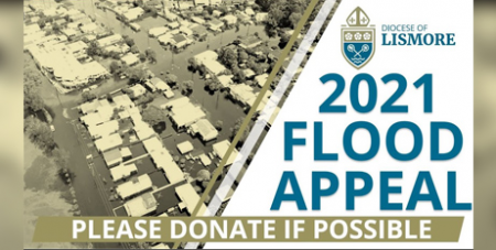 It is Lismore Diocese's third natural disaster appeal in four years, following floods in 2017 and fires in 2019 (Lismore Diocese)