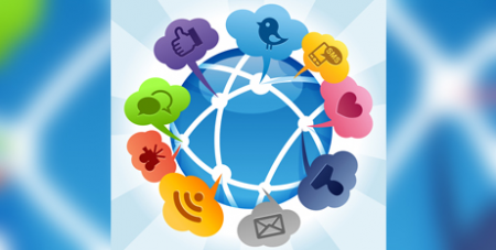 """The forum discussed the nature of social media as """"a double-edged sword"""" (Bigstock)"""