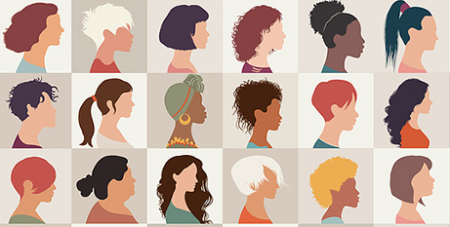 Anne Walker said the 'collective intelligence and wisdom of these women are gifts to the Church' (Bigstock)