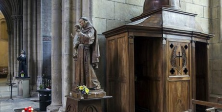 Law against confessional misguided