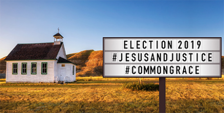 Common Grace is the largest left-leaning and faith-based political movement in Australia (Common Grace)