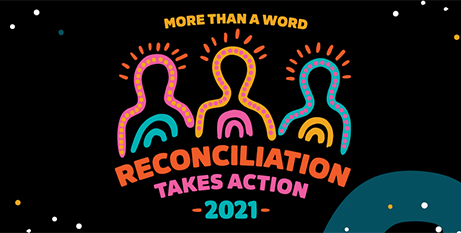 Reconciliation Week 2021 is from May 27 to June 3 (Reconciliation Australia)