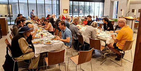 Grace Anglican Church in Joondalup turns into a drop in café twice a week (The eRecord/Grace Anglican Church)