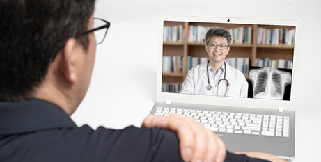The subsidised telehealth program had been due to expire at the end of this month (Bigstock)