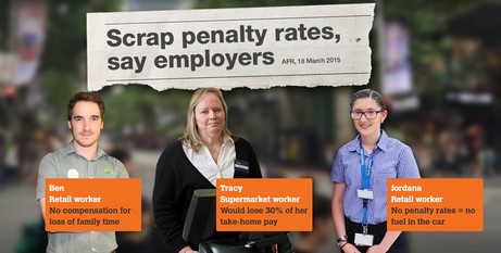 Protect Penalty Rates