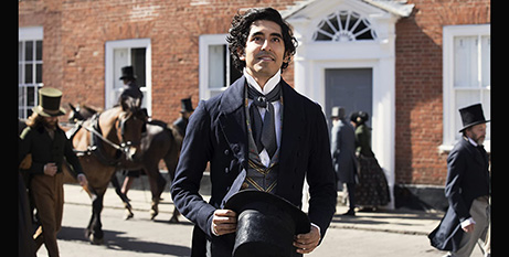 Dev Patel in The Personal History of David Copperfield (IMDB)