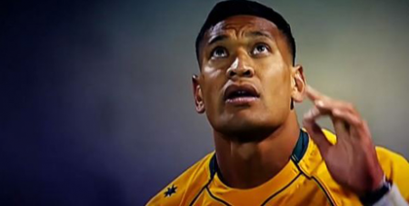 Survey shows people are divided over Israel Folau