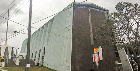 The Holy Family Church in Indooroopilly (The Catholic Leader)