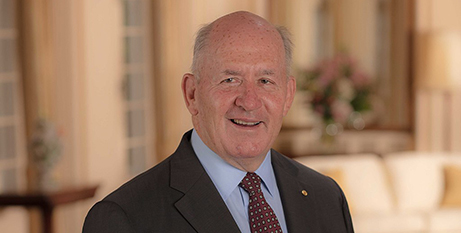 Sir Peter Cosgrove (Wikimedia/Office of the Official Secretary to the Governor-General)