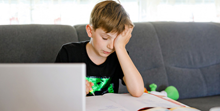 """Entrenched inequality"" made remote learning tougher for students with disability, according to Children and Young People with Disability Australia (Bigstock)"