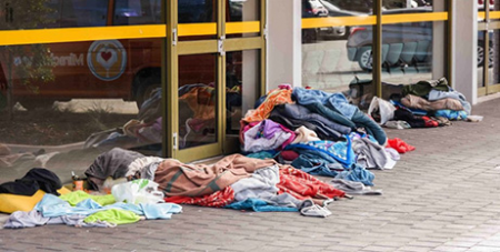 Homelessness Week concludes on Sunday (The Record/Eric Martin)