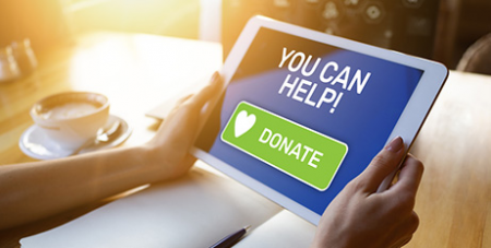 Claire Victory said existing fundraising laws did not reflect the online environment used to collect donations (Bigstock)