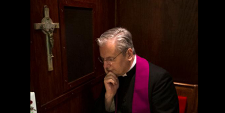 Priests would not be able to use confessional privilege as a defence to avoid giving evidence against a third party (CNS/Chaz Muth)