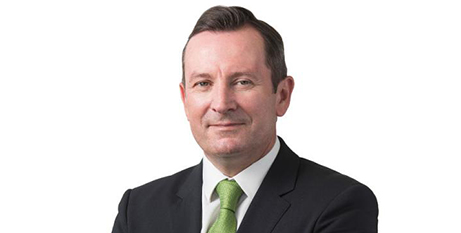 Mark McGowan  (Mark McGowan website)