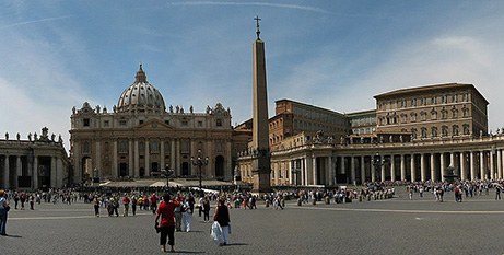 The Vatican is expected to further cut expenditures by 8 per cent this year (WIkimedia/I Dfmalan)