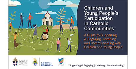 The booklet was developed starting the principle that young people need to be heard for organisations to be child safe (Catholic Outlook)